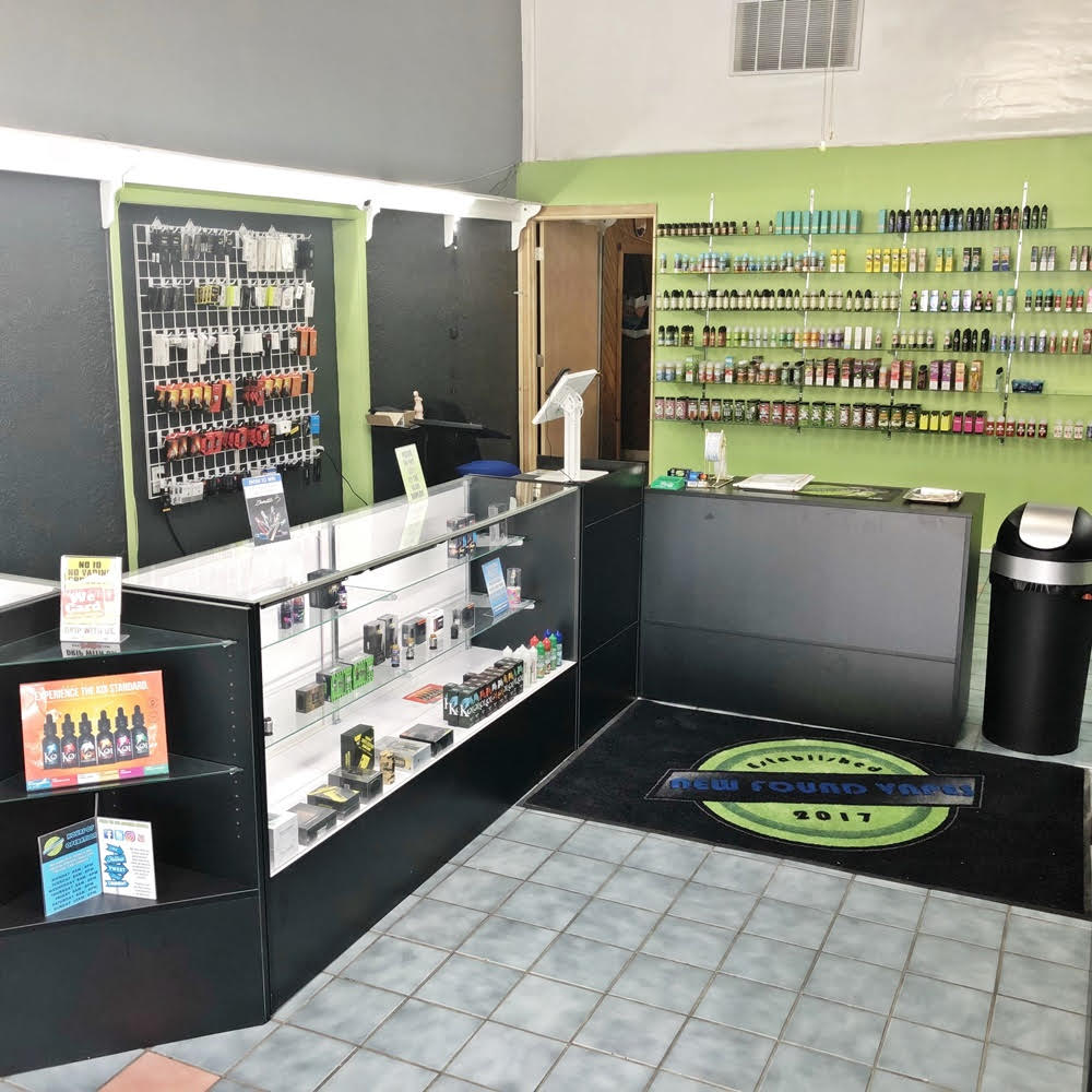 The Friendly Neighborhood Vape Shop is in Trouble - Opendoor